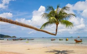 8 hòn đảo tuyệt đẹp của du lịch Thái Lan