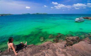 Đảo Móng Tay – thiên đường biển sánh ngang Maldives