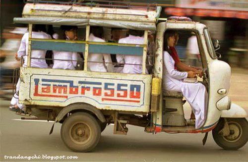 Những chuyến xe Lam được xem là ký ức khiến nhiều người nhớ về Sài Gòn.