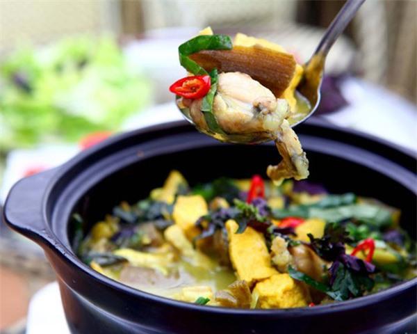 món ngon, ẩm thực Hưng Yên, du lịch Hưng Yên, gà Đông Tảo