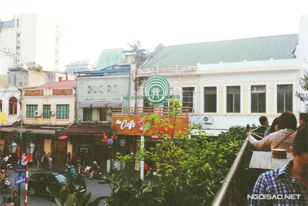 quán cà phê, check in, ẩm thực Hà Nội, du lịch Hà Nội