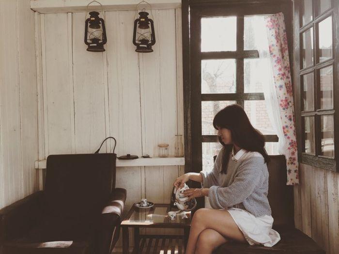 mix đồ đẹp lung linh chụp ảnh tại Đà Lạt