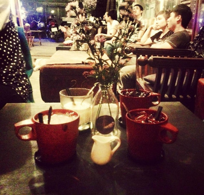 Lặng ngắm Sài Gòn những đêm đông không ngủ - Ảnh: Thương TL