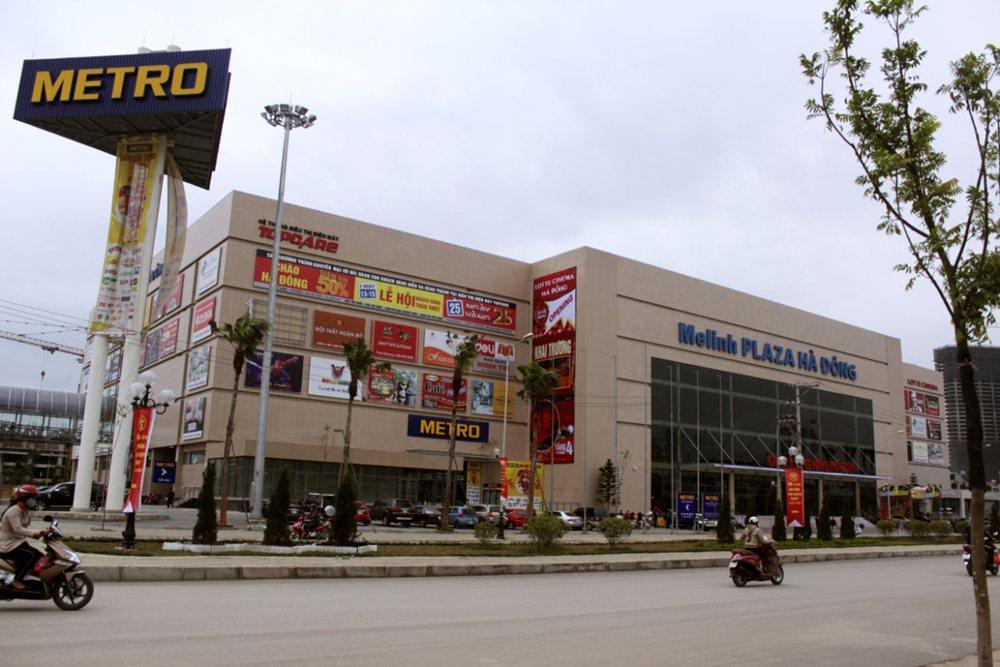 Rạp chiếu phim Lotte Hà Đông
