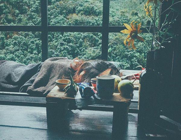 nghỉ ngơi ở Đà Lạt