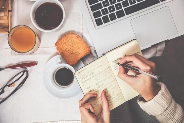Hãy chia nhỏ kế hoạch của mình ra để dễ dàng quản lý hơn.