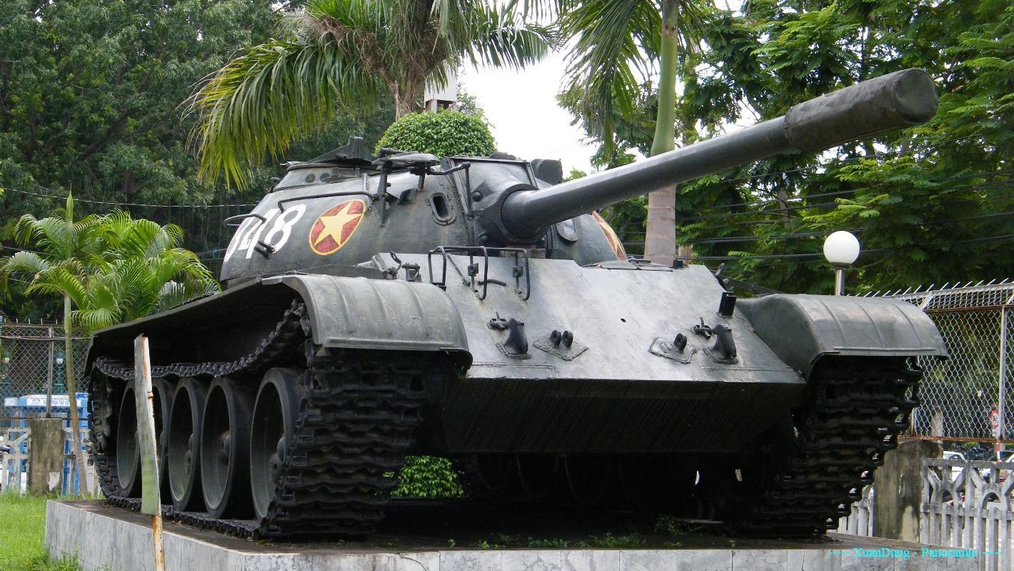 Một số hiện vật trong bảo tàng Chiến Dịch Hồ Chí Minh