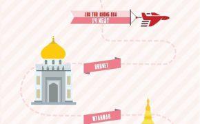44 quốc gia và vùng lãnh thổ trên thế giới miễn visa cho người Việt