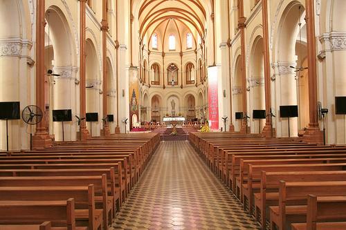 Nhà thờ Đức Bà ngày nay