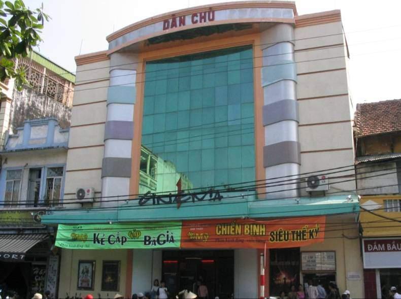 Rạp chiếu phim Dân Chủ Hà Nội
