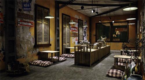 3 quán cà phê mang phong vị Hà Nội giữa lòng Sài Gòn
