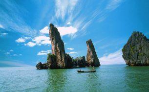 Kinh nghiệm du lịch quần đảo Hải Tặc