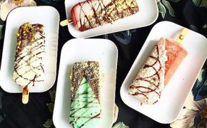 3 quán kem que hoa quả ngon lạ ở Hà Nội
