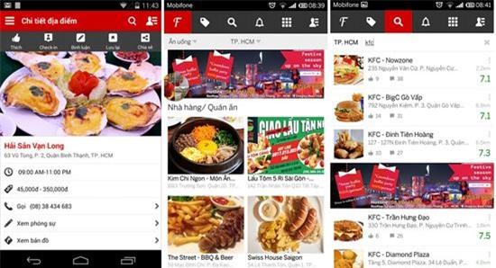 4 ứng dụng miễn phí tìm địa điểm ăn, chơi cho tín đồ du lịch