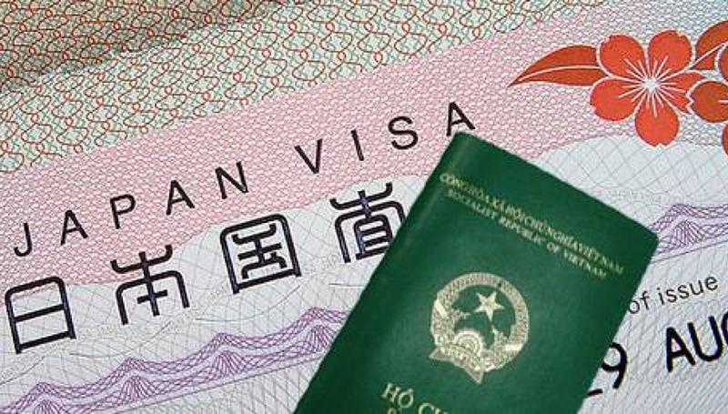Nhật Bản là một trong số ít những quốc gia yêu cầu Visa