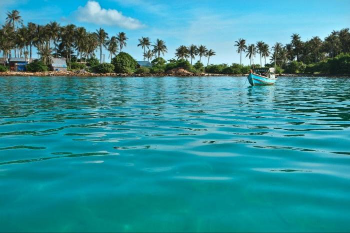 Đảo Nam Du đẹp và lãng mạn