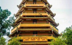 5 chùa nổi tiếng ở Sài Gòn bạn nên đến đầu năm