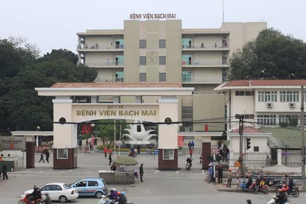 Bệnh viện Bạch Mai ngày nay