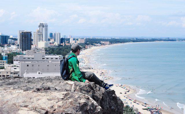 Dân phượt bị cấm cắm trại ở đồi Con Heo, Vũng Tàu
