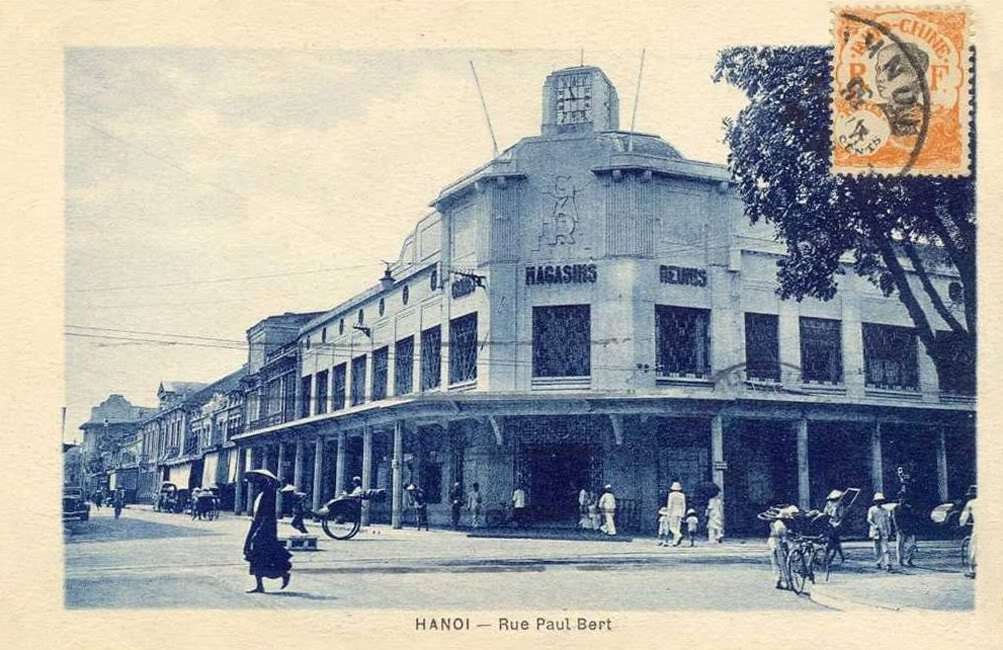 Tràng Tiền Plaza ngày xưa