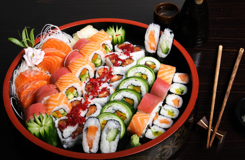Sushi là một món ăn nghệ thuật