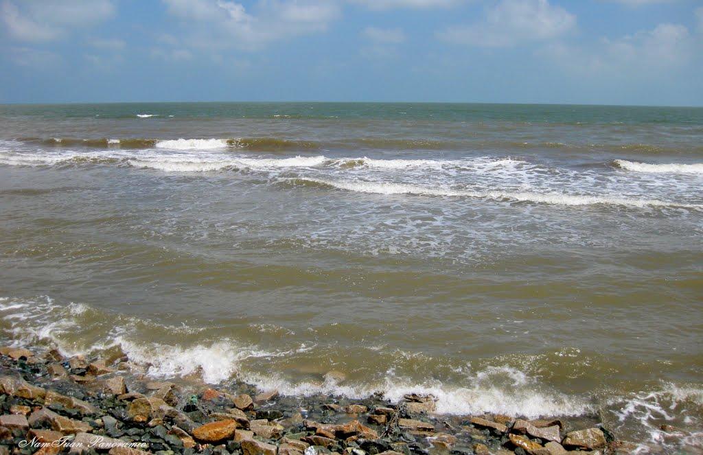 Hoang sơ biển Ba Động