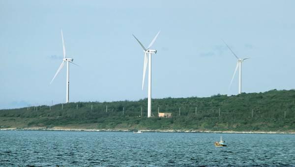 Phong điện trên đảo. Ảnh: amecgroup