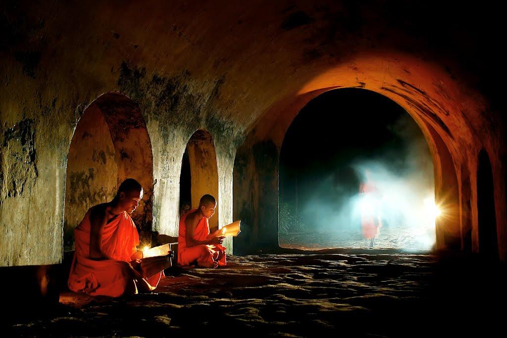 Chùa Hang Trà Vinh