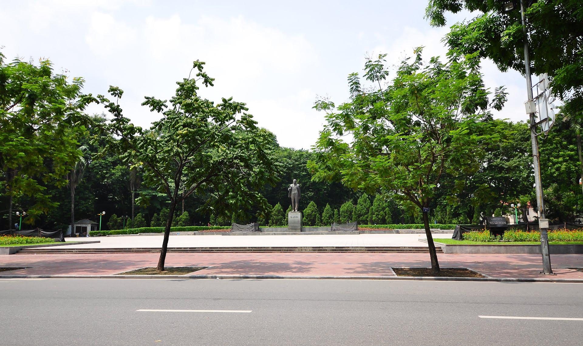 Công viên Lê-nin ngày nay
