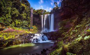 Ngắm thác ĐamBri – Thác nước cao nhất tỉnh Lâm Đồng
