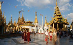 Những điều cần nhớ khi thăm đền chùa ở Myanmar