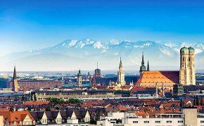 Munich, thành phố có mùa Đông ấm áp
