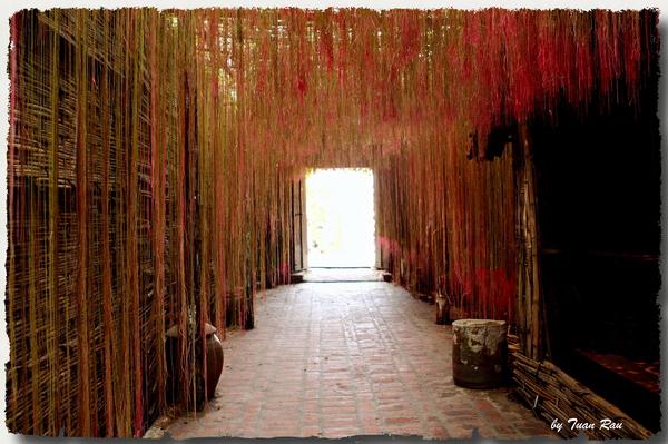 Ngôi nhà cổ ở Đường Lâm