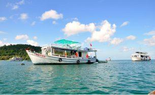 Lịch trình chi tiết du lịch đảo Nam Du tự túc 3 ngày 3 đêm từ Sài Gòn