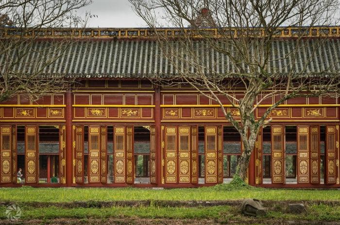 Huế yên bình, tĩnh tại như miền xưa cũ - Ảnh: Bernardo Ricci Armani