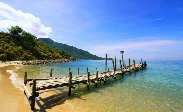 Biển Phú Quốc hoang sơ lắm, thơ mộng
