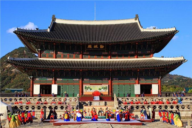 du lịch Seoul, du lịch Hàn Quốc, Hàn Quốc, tháp Namsan