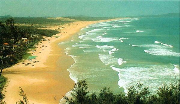 biển mỹ khê