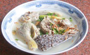 Bánh canh bột Cai Lậy ngon lạ xứ Tiền Giang