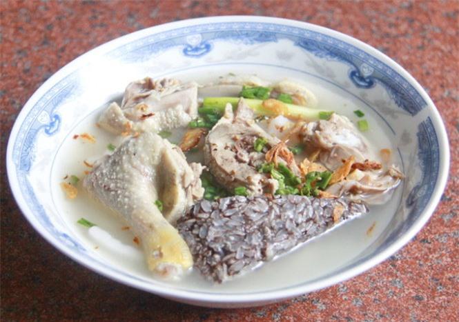 món ngon, bánh canh bột, Cai Lậy, ẩm thực Tiền Giang
