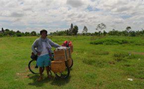 Chàng trai Việt đạp xe 5.000 km để đến Ấn Độ