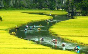 Chiêm ngưỡng di sản thế giới hỗn hợp đầu tiên của Việt Nam