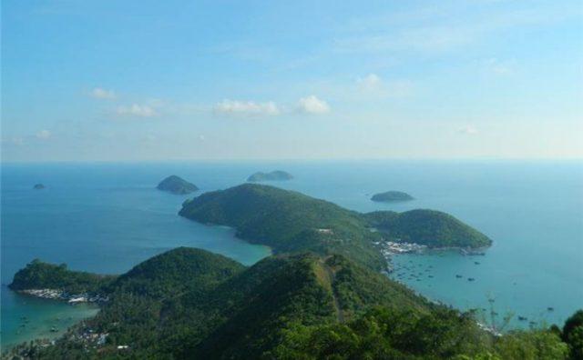 Đảo Nam Du – Điểm đến hấp dẫn hè 2016