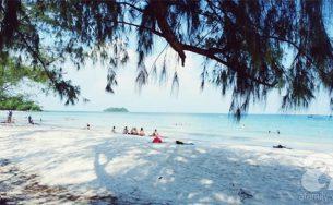 Đê mê với chuyến đi khám phá Koh Rong chưa tới 3 triệu đồng
