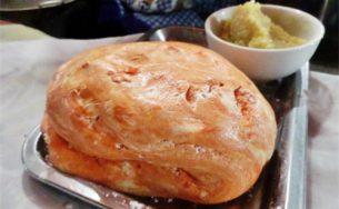 Dẻo mềm vị bánh coóng phù ở chợ đêm Kỳ Lừa