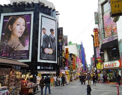 địa điểm tiêu tiền, mùa sale Hàn Quốc, Korea Grand Sale, du lịch Hàn Quốc