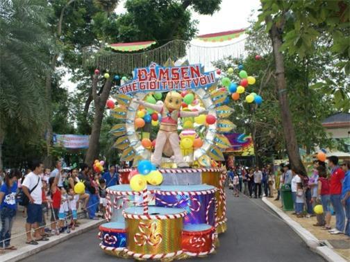 le 2/9 ban phao hoa o dau tai thanh pho Ho Chi Minh