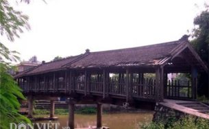 Độc đáo Cầu Ngói và Nhà thờ đá Phát Diệm
