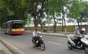 Du lịch Hà Nội  bằng xe buýt