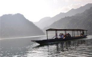 Du lịch hồ Ba Bể, Cảnh sắc từ thiên đường trong mùa du lịch